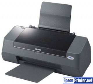 How to reset Epson C91 printer