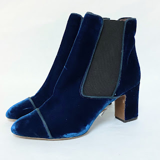 Tabatha Simmons New Kiki Sample Boots