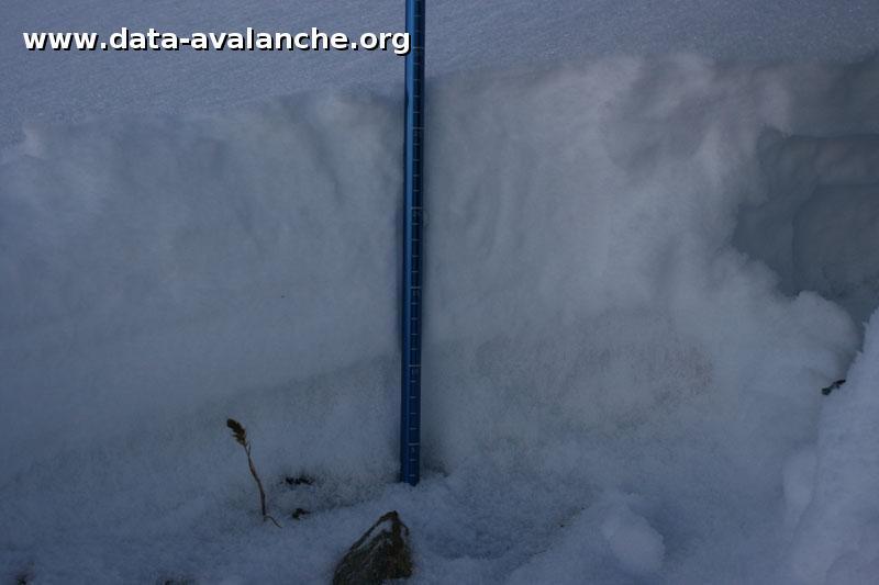 Avalanche Ten Mile Range, Colorado , secteur Bartlett Mountain , N20E - Photo 1