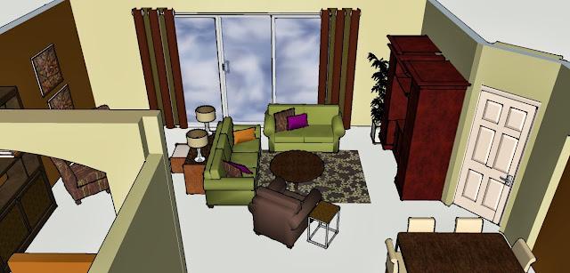 Lucht Great Room Scene 1