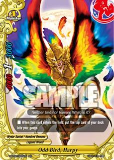 Dokurobon H-BT02//0036EN Buddyfight 1x Strange Festival R
