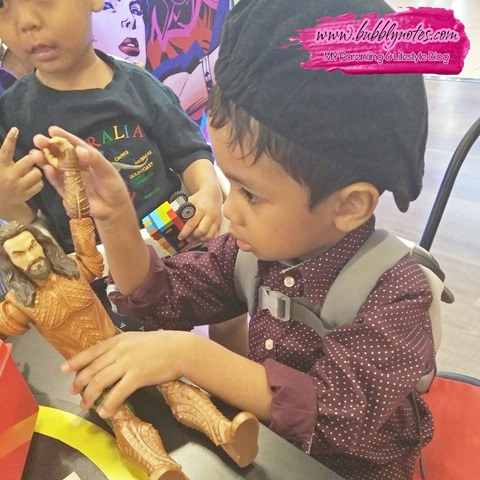 DC Comic Super Heroes Cafe, Sunway Putra Mall  (2)