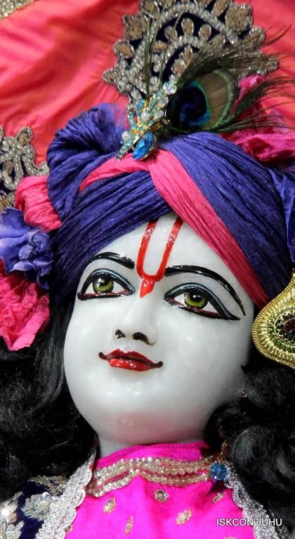 ISKCON Juhu Mangla Deity Darshan 18 Dec 2015 (10)