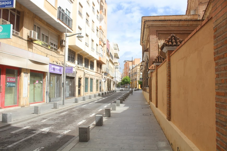 Calle Murcia.