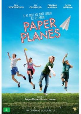 [MOVIES] ペーパー・プレーンズ / Paper Planes (2014)