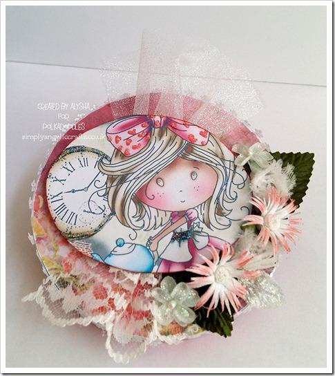 Winnie in Wonderland gift box