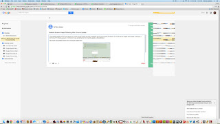chrome flickering mac