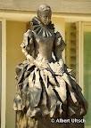 """Schweinfurt, """"Olympia Fulvia Morata"""", Bronze Detail 1999"""