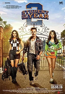 Student of the Year 2 (2019) Watch & Download HD Movie Online