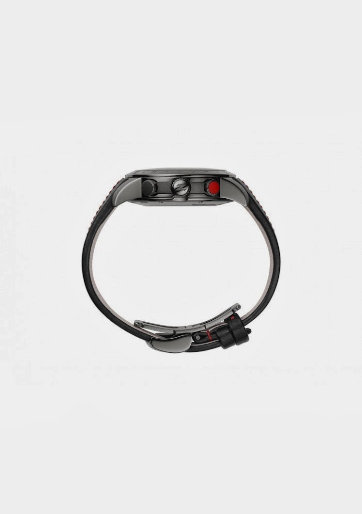 Chopard Mille Miglia Zagato Chronograph DLC Stainless Steel 3