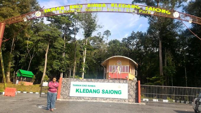 Berkelah di Kledang Saiong, Meru 290916