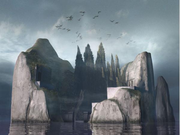 Horror Lands Of Fantasy, Magick Lands 1