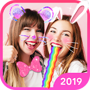 Face Sticker Camera – Photo Sticker && Face Filter