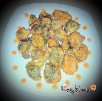 brokoli goreng tepung