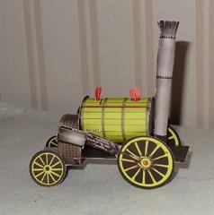1829 Rocket de Stephenson