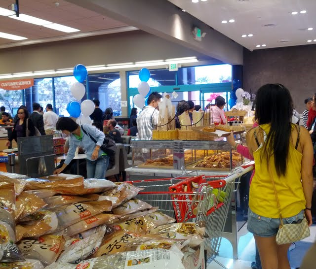H Mart Grand Opening - Kirbie's Cravings