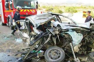 10 morts dans deux accidents à Naâma et Jijel