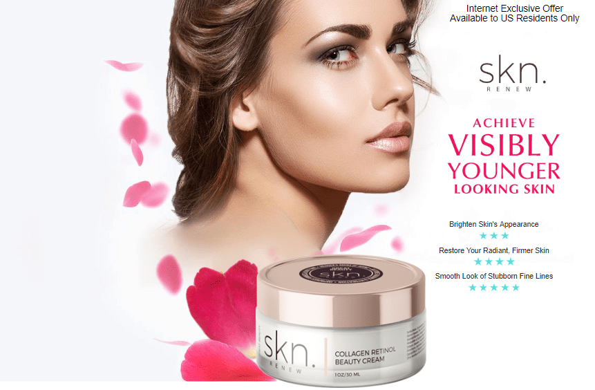 What Is the Price or Cost of SKN Renew Cream?