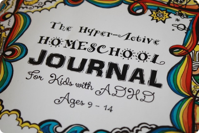 The Hyper-Active Homeschool Journal