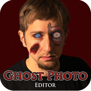 Ghost Photo Halloween Makeup - Android Apps on Google Play