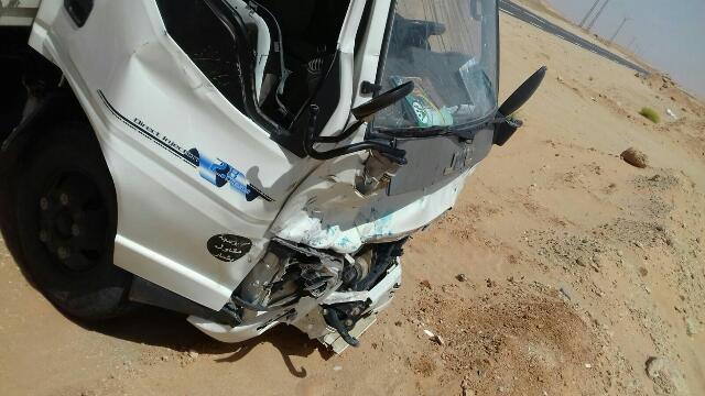 الطريق الرابط بين الشهيد الحافظ وولاية تندوف يسجل حادث مروري