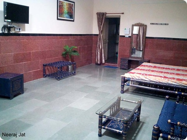 Dormatory at Anand Railway Station