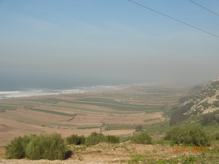marrocos - Marrocos e Mauritãnia a Queimar Pneu e Gasolina DSC05468