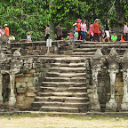 Angkor Thom - Terrace of the Elephants
