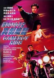 Gameboy Kids - Chân giả uy long