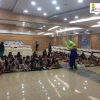 Diwali Celebration by Playgroup Morning Section at Witty World, Chikoowadi (2018-19)