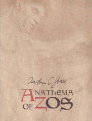 Cover of Austin Osman Spare's Book Anathema Of Zos The Sermon To The Hypocrite