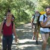 AIGUETA DE BARBARUENS (Barbaruens - Aragon) : le 9 août 2011  avec Jérome, Coco, Véro, Caro, Nico, Alain et Soph. ______________________________________