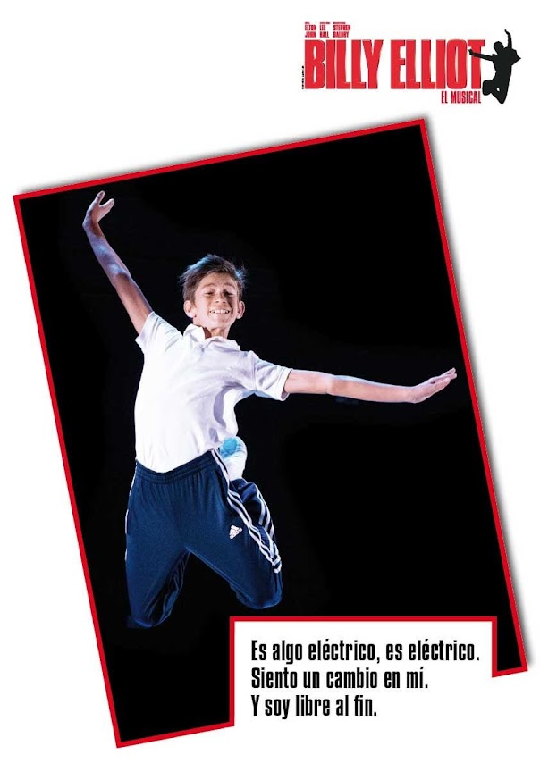 Musical Billy Elliot en Madrid