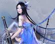 Girl Samurai Of A Sword