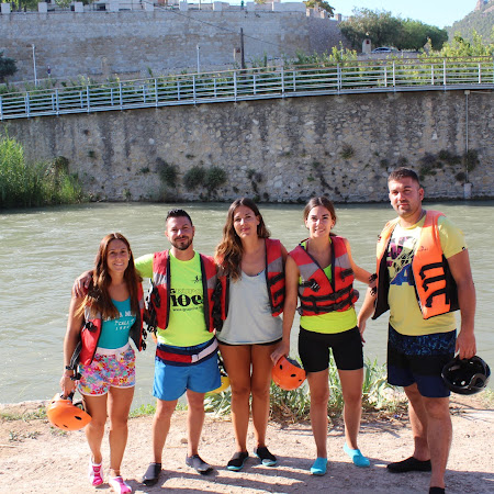 Descenso en Rafting 04/08/2018 (Primer Turno)