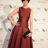WWW.ENTSIMAGES.COM -   Erin O'Connor  arriving at       IWC Schaffhausen and BFI London Film Festival - private dinner at Battersea Evolution, London October 7th 2014Swiss watch brand and British Film Institute host party to celebrate their three year partnership.                                                Photo Mobis Photos/OIC 0203 174 1069