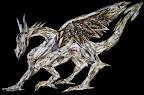 Skulls Dragon