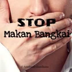 Stop Makan Bangkai