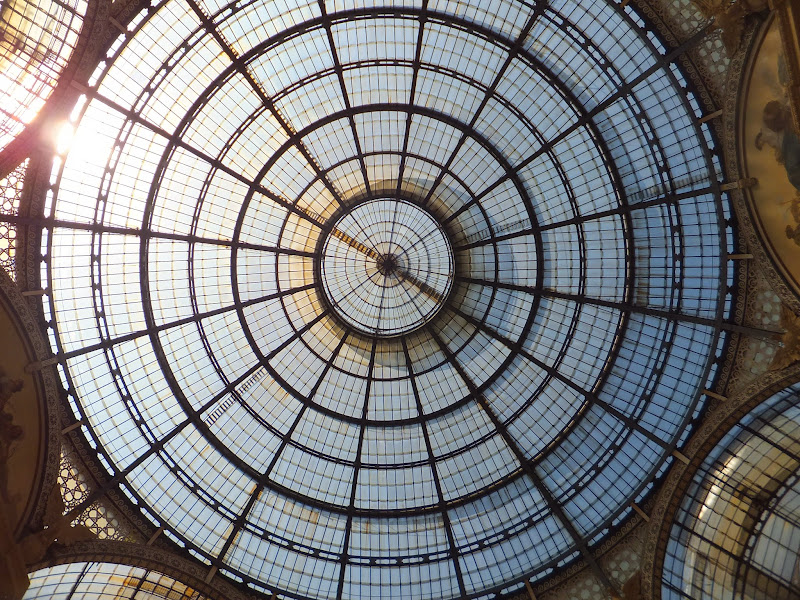 Milán, Milano, Italia, Galleria Vittorio Emmanuele, Elisa N, Blog de Viajes