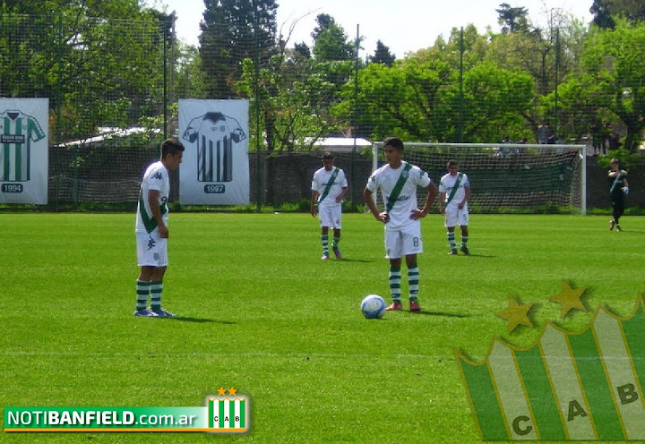 INFERIORES BANFIELD QUILMES