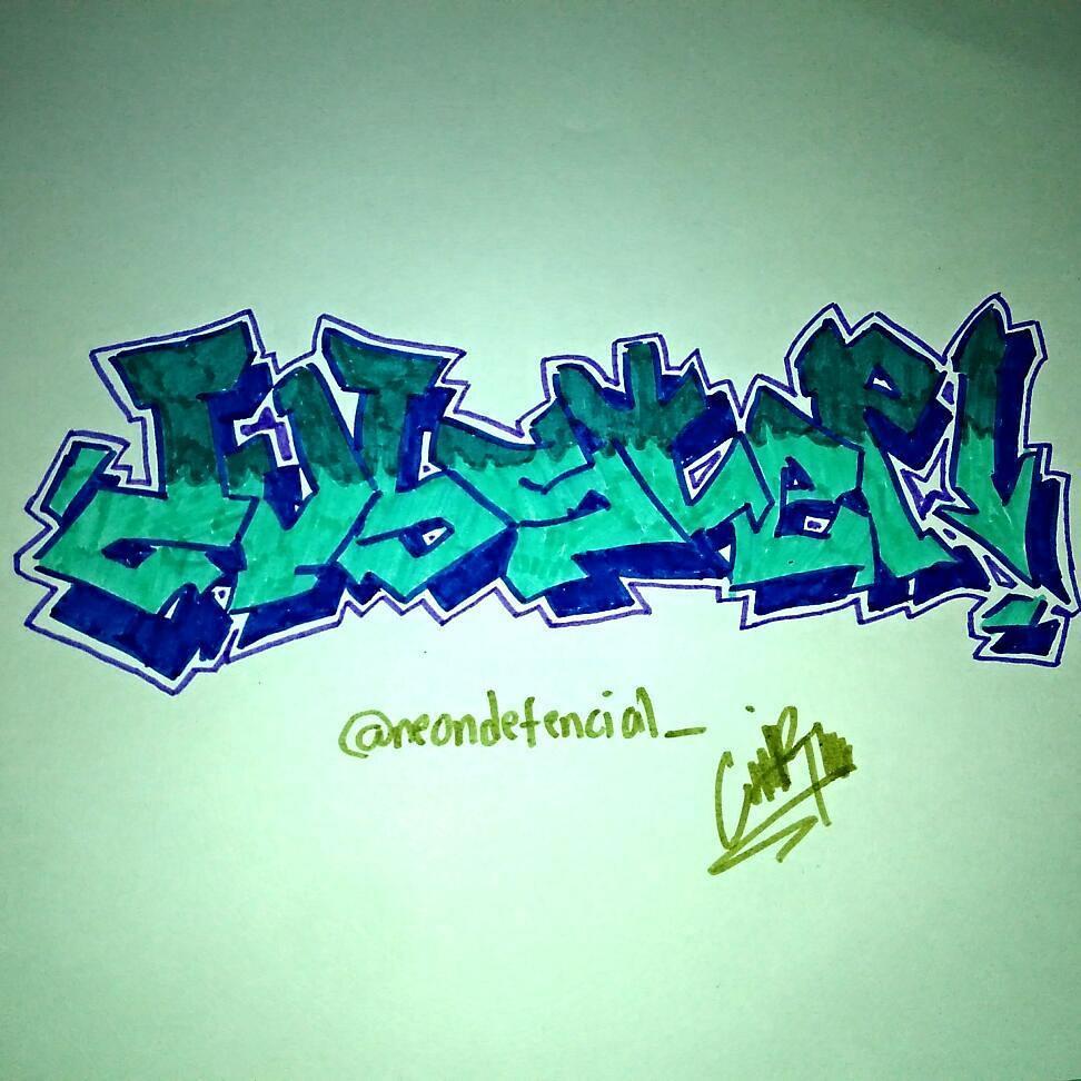dibujos-lapiz-graffitis418