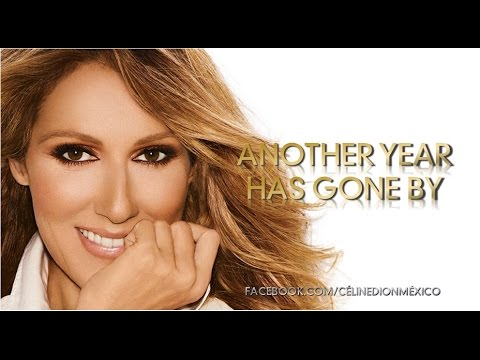 Lirik Lagu - Celine Dion - Another Year Has Gone By