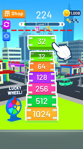 Brick Merge 3D 1.2 screenshots 1