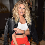 OIC - ENTSIMAGES.COM - Danielle Armstrong at the James Ingham's Jog-On to Cancer in London 7th April  2016 Photo Mobis Photos/OIC 0203 174 1069