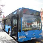 Mercedes citaro van Ulaz bus 656