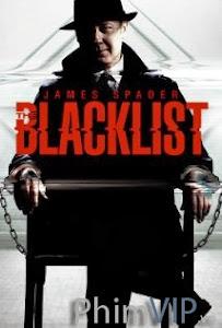 Danh Sách Đen 1 - The Blacklist Season 1 poster