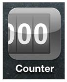 アプリアイコンの光沢あり