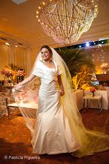 Foto 0426. Marcadores: 18/06/2011, Carol Hungria Vestido, Casamento Sunny e Richard, Fotos de Vestido, Rio de Janeiro, Vestido, Vestido de Noiva