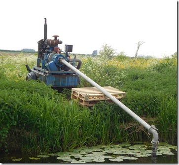 15 extracting water for irrigation