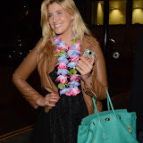 WWW.ENTSIMAGES.COM -     Cheska Hull      attending the re-launch of Trader Vic's  at Trader Vic's, Hilton Park Lane, London October 3rd 2013                                             Photo Mobis Photos/OIC 0203 174 1069